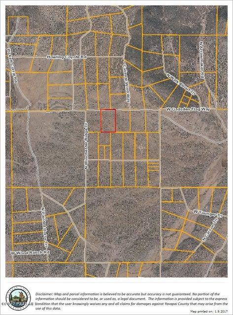 587 Sierra Verde Ranch Seligman, AZ 86337 - MLS #: 1000467