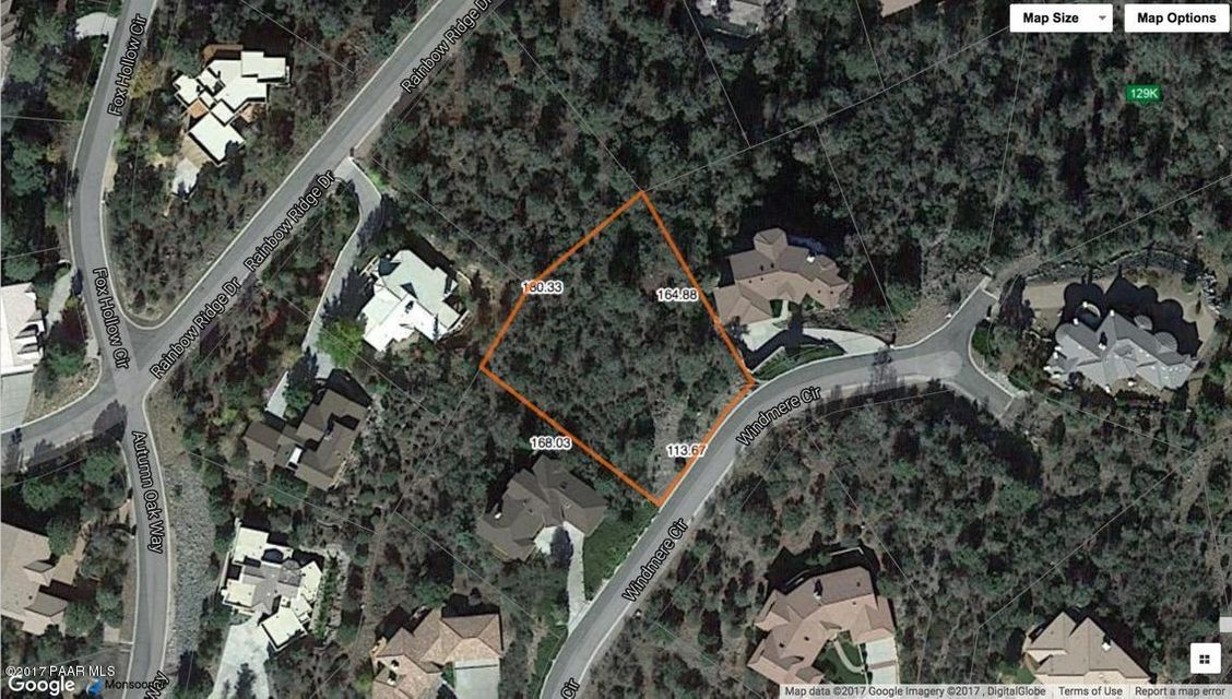512 Windmere Circle Prescott, AZ 86303 - MLS #: 1002258