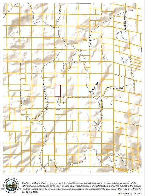 41 Juniperwood Ranch Ash Fork, AZ 86320 - MLS #: 1003021