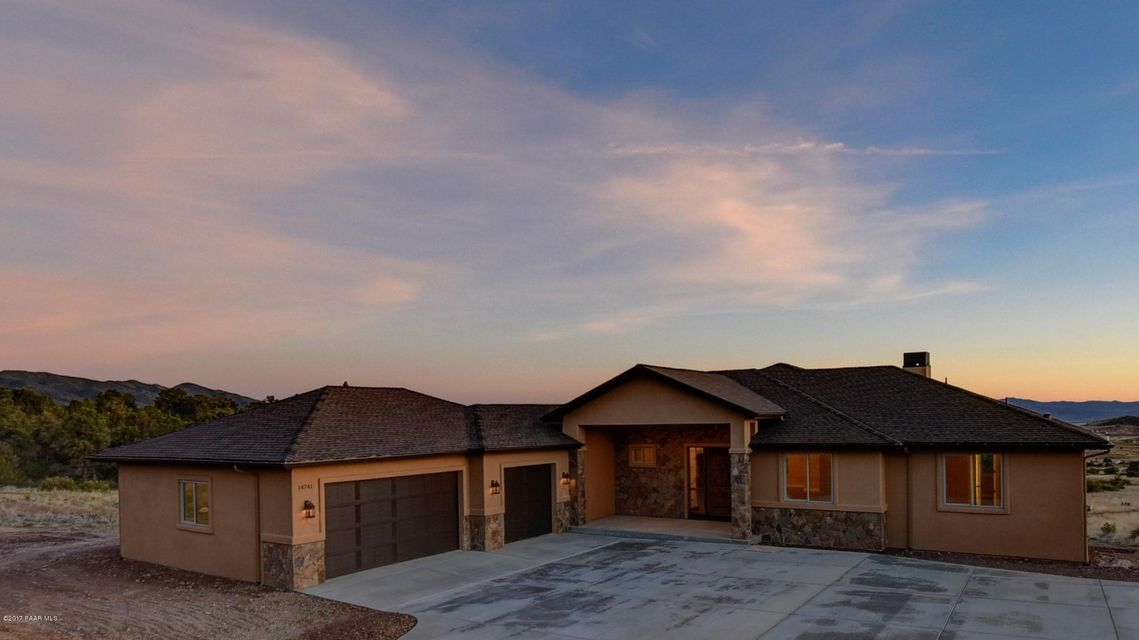 10520 E Dawn To Milky Way, Prescott Valley, AZ 86315