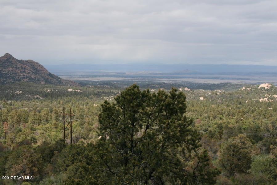 0 W Six Claims Road Prescott, AZ 86305 - MLS #: 1005817
