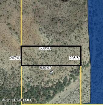 Xxx Santa Maria River Road Hillside, AZ 86321 - MLS #: 1008023
