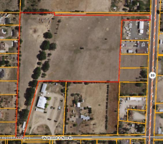 602 W Road 1 North Chino Valley, AZ 86323 - MLS #: 1008235