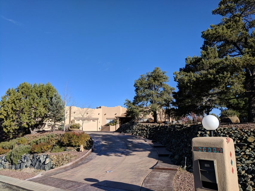 2682 Moonridge Circle Prescott, AZ 86303 - MLS #: 1008286