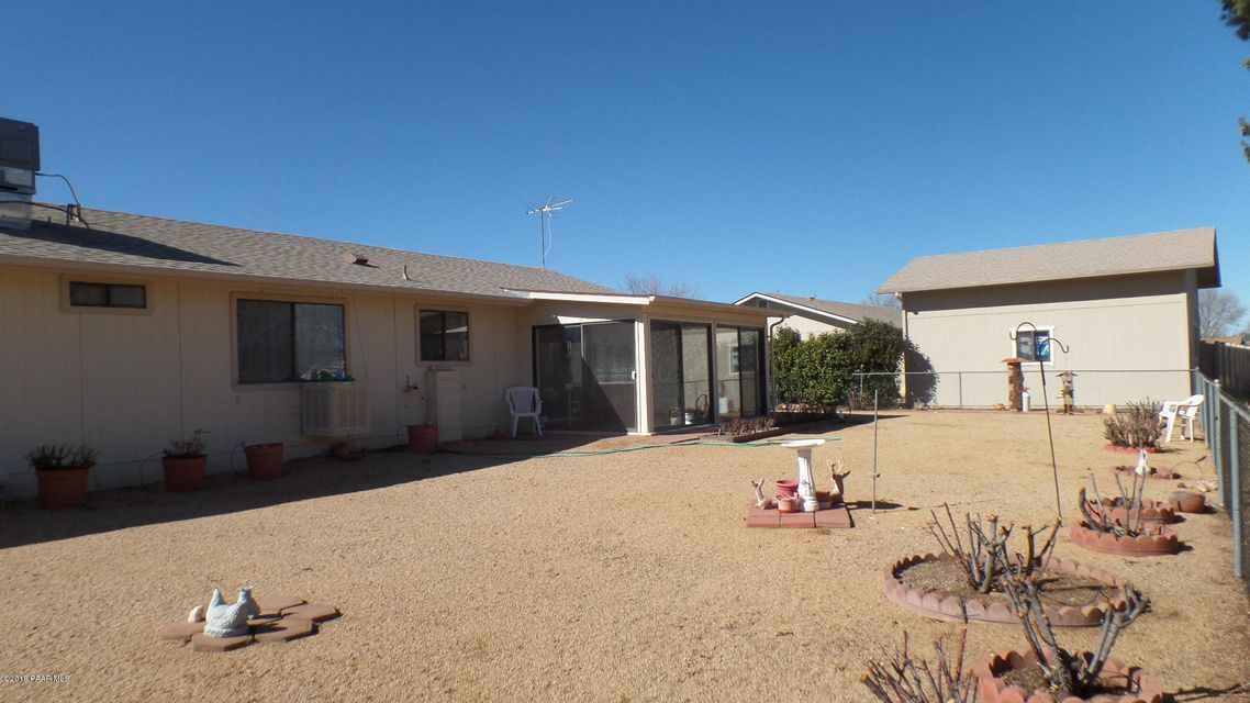 4121 N Cholla Drive Prescott Valley, AZ 86314 - MLS #: 1009809