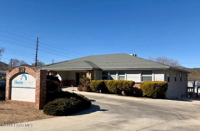 550 S Montezuma Street Prescott, AZ 86303 - MLS #: 1010159