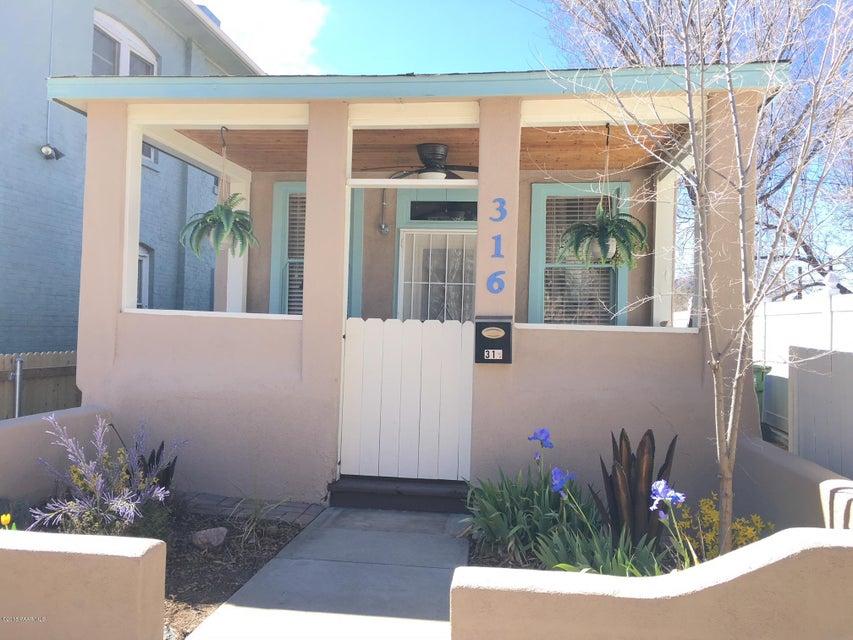316 S Cortez Street Prescott, AZ 86303 - MLS #: 1010447