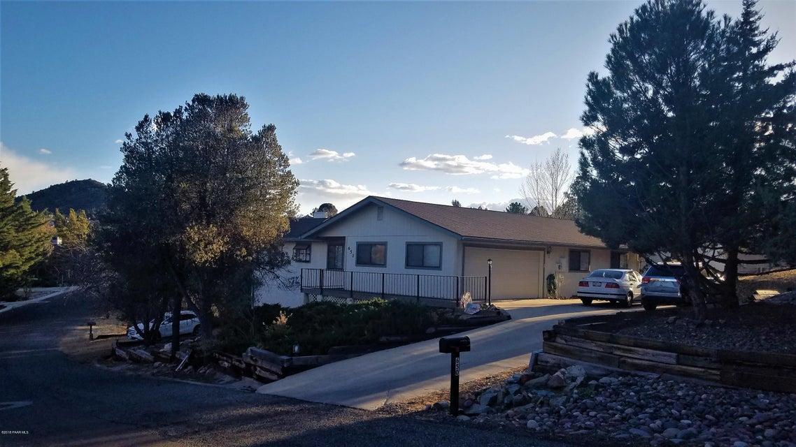 650 Coal Drive Prescott, AZ 86301 - MLS #: 1010997