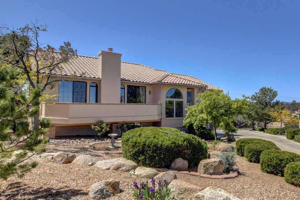 1502  Eagle Ridge Road, Prescott Az 86301