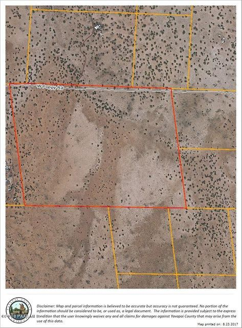 313 Poppy Road Ash Fork, AZ 86320 - MLS #: 1011820