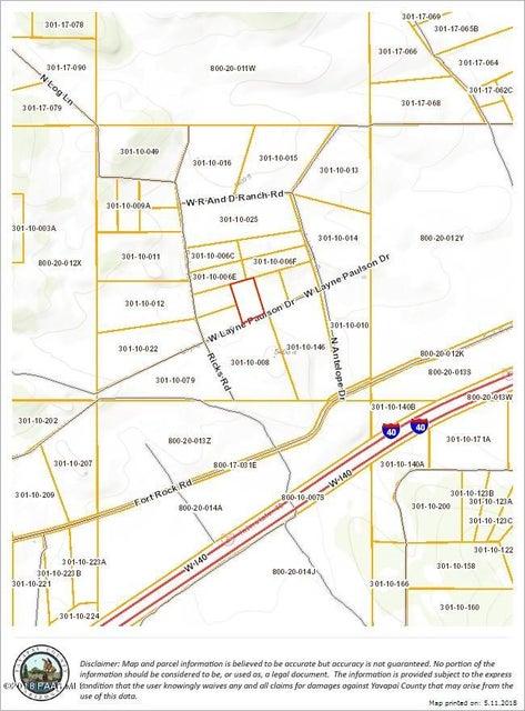 83 Antelope Drive Seligman, AZ 86337 - MLS #: 1011994