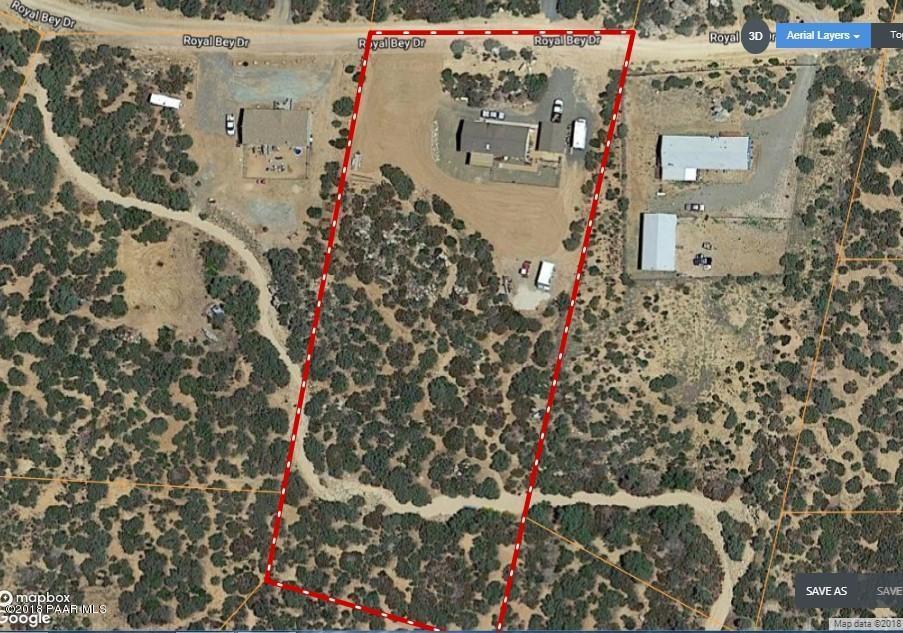 17395 Royal Bey Drive Dewey-Humboldt, AZ 86327 - MLS #: 1012238