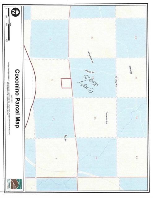 1012 Westwood Ranch Ash Fork, AZ 86320 - MLS #: 1012296