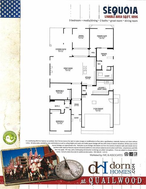 12833 E De La Cruz Street Dewey-Humboldt, AZ 86327 - MLS #: 1012343