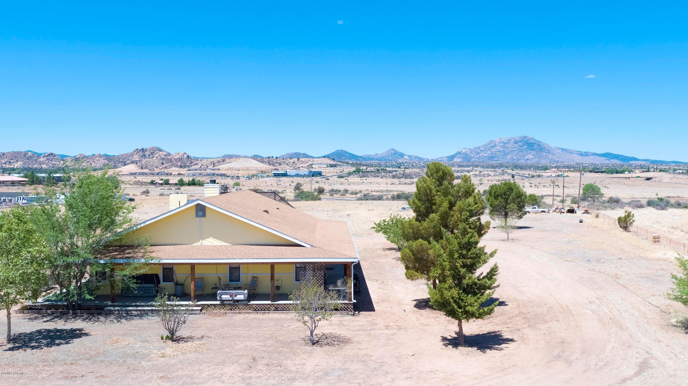 5450 Side Road Prescott, AZ 86301 - MLS #: 1012475
