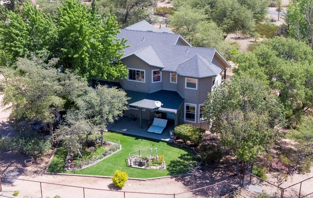 8735 N Oak Forest Drive Prescott, AZ 86305 - MLS #: 1012617