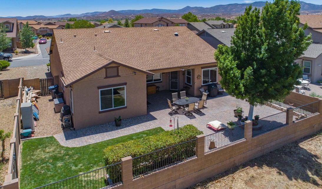 12786 E Garcia Street Dewey-Humboldt, AZ 86327 - MLS #: 1012655