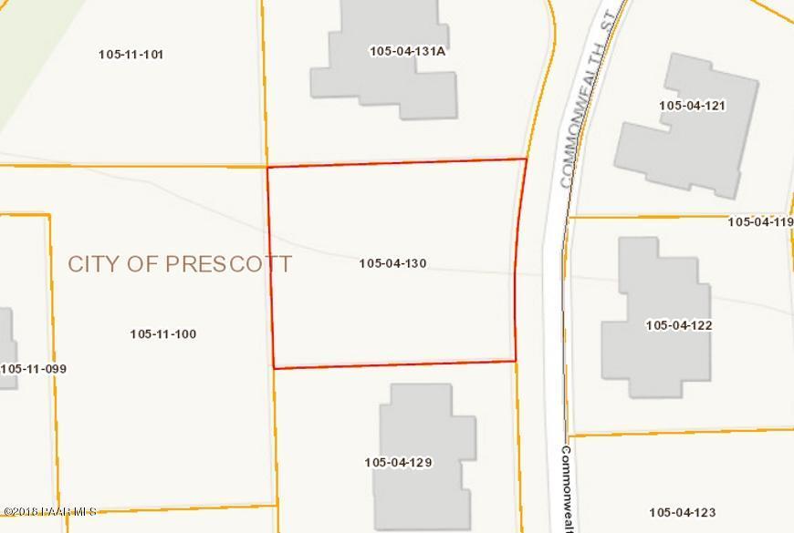 1472 Commonwealth Street Prescott, AZ 86301 - MLS #: 1008380