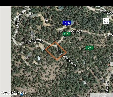 3400 E Sheldon Road Prescott, AZ 86303 - MLS #: 1012837