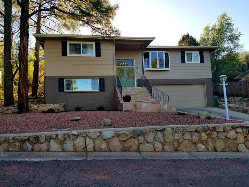 420  Canyon Springs Road, Prescott Az 86303