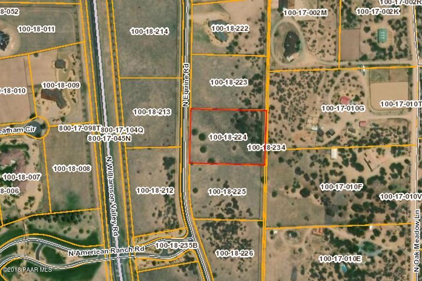 9655 N Equine Road Prescott, AZ 86305 - MLS #: 1013383