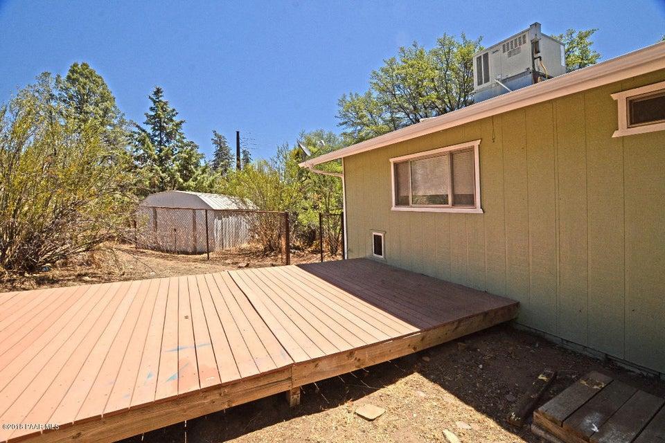 1226 Linda Vista Lane Prescott, AZ 86305 - MLS #: 1013421