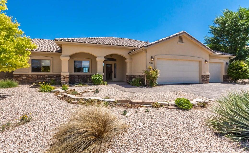 7105 E Park Ridge Drive Prescott Valley, AZ 86315 - MLS #: 1013464