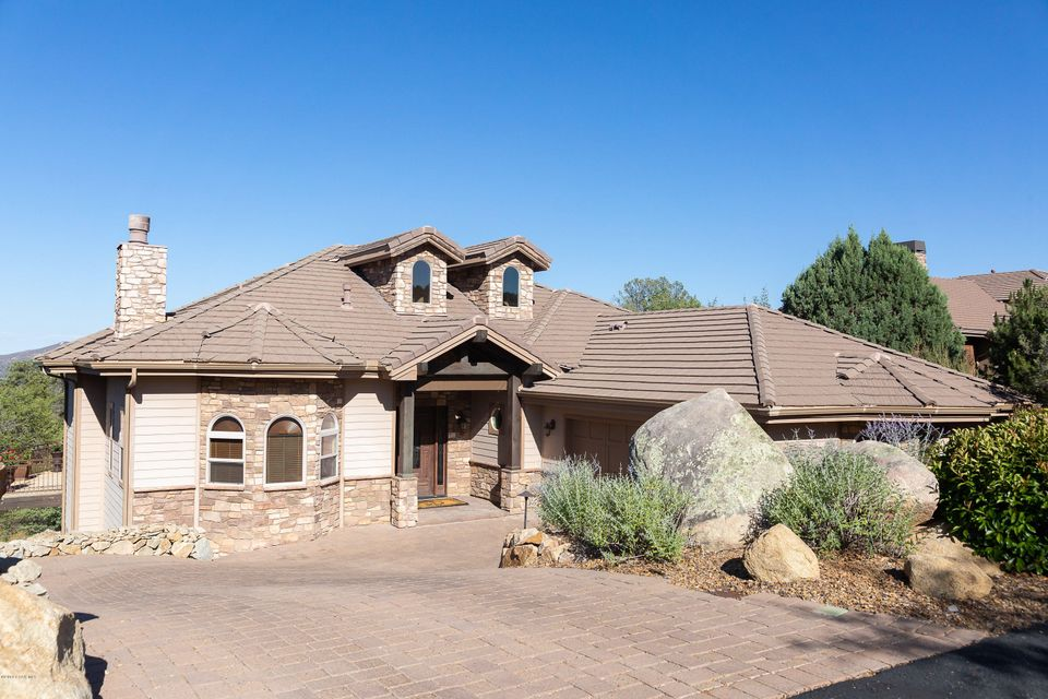 508  Lodge Trail Circle, Prescott Az 86303