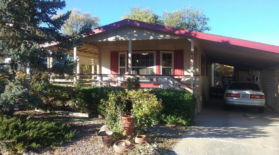 848 Prescott Canyon Drive Prescott, AZ 86301 - MLS #: 1013709