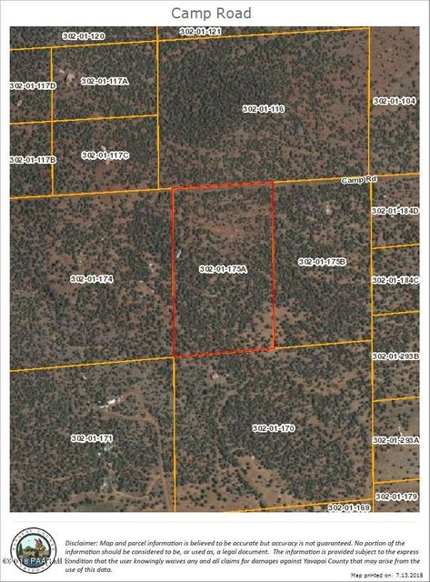 108 Camp Road Ash Fork, AZ 86320 - MLS #: 1013831
