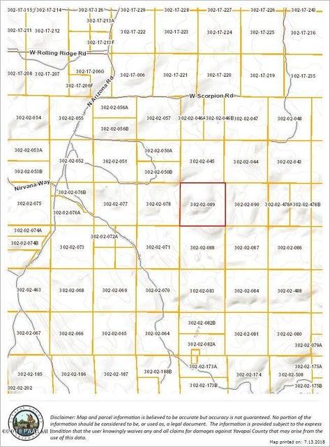 267 Juniperwood Ranch Ash Fork, AZ 86320 - MLS #: 1013834