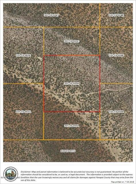 B Un Named Road Seligman, AZ 86337 - MLS #: 1014031