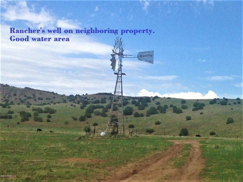 429 Off Of Bighorn Seligman, AZ 86337 - MLS #: 1014034
