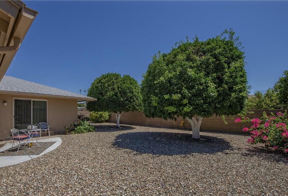 10509 W Kingswood Circle Sun City, AZ 85351 - MLS #: 1014062