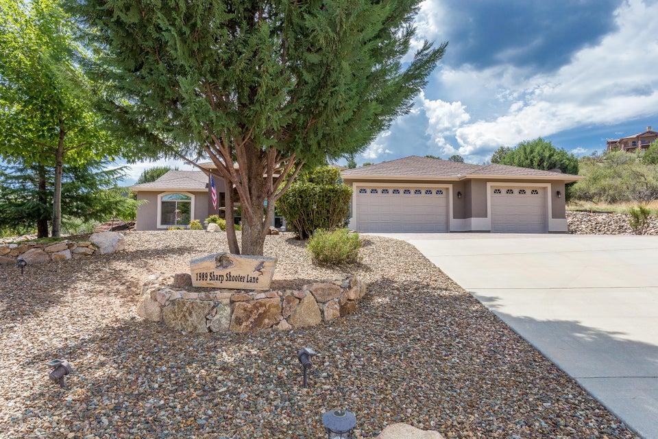 1989 Sharp Shooter Lane Unit 9 Prescott, AZ 86301 - MLS #: 1014094