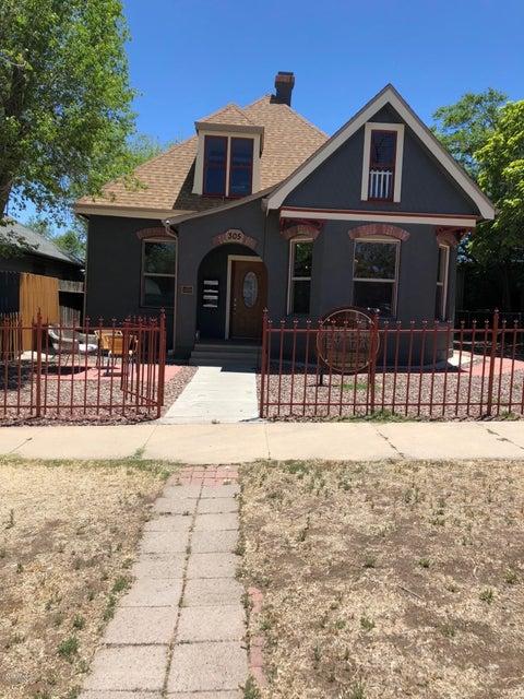 512 Sheldon And 305 Mount Vernon Prescott, AZ 86301 - MLS #: 1014270