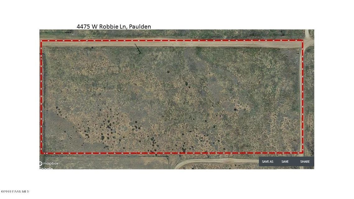 4400 W Robbie Lane Paulden, AZ 86334 - MLS #: 1014295