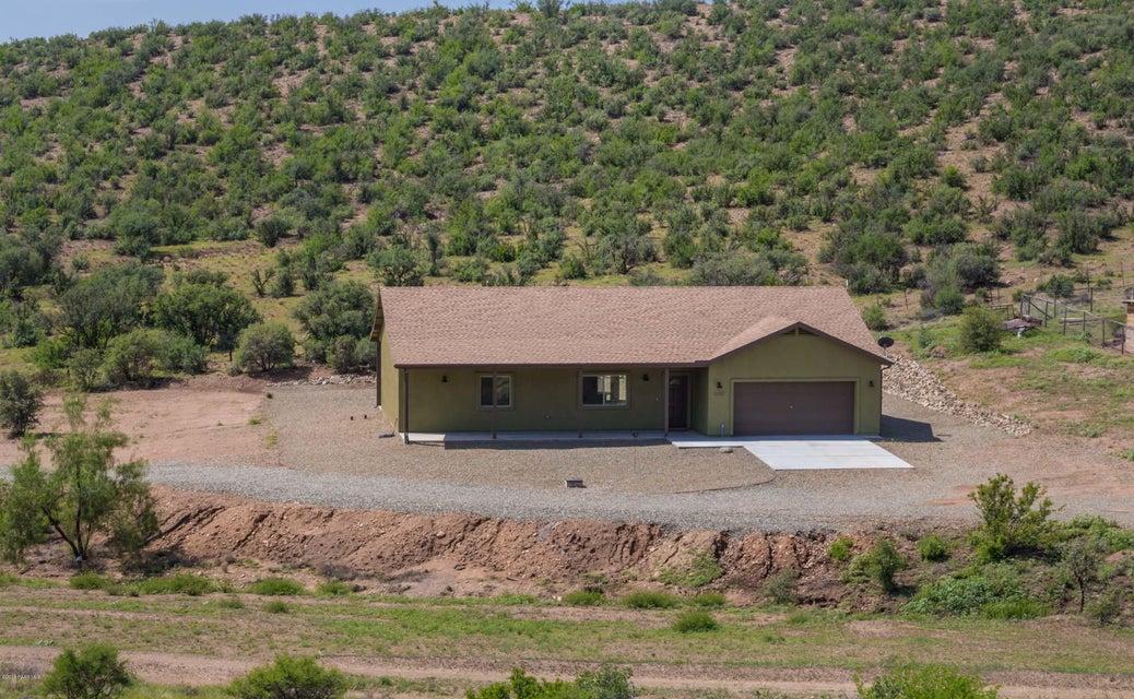 12405 E Alpine Ridge Road Dewey-Humboldt, AZ 86329 - MLS #: 1012455