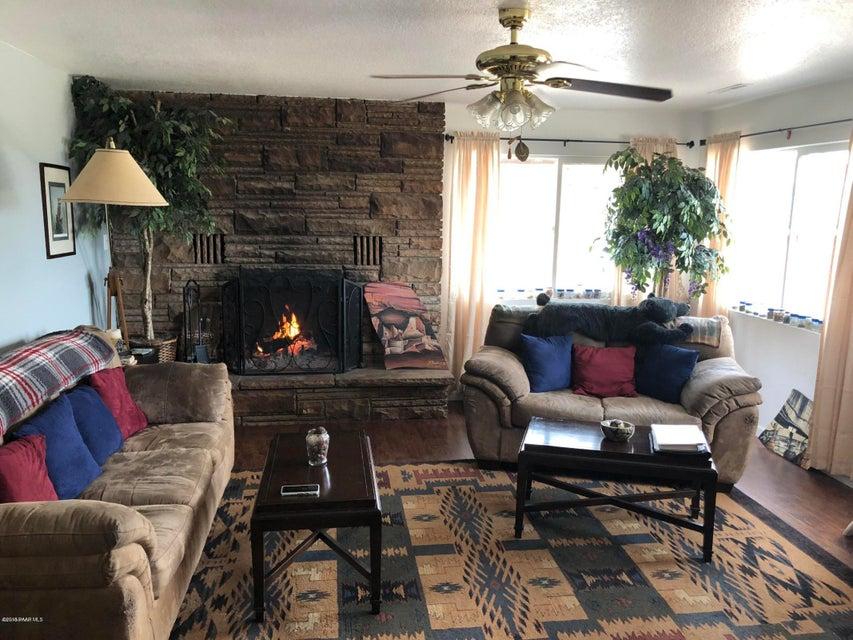 55055 Paintbrush Lane Seligman, AZ 86337 - MLS #: 1014503