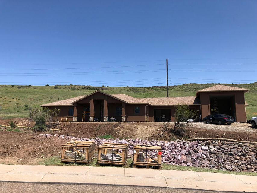 4711  Sharp Shooter Way, Prescott Az 86301