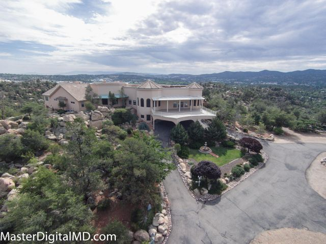 Magnificent Setting, Views in all directions of Prescott