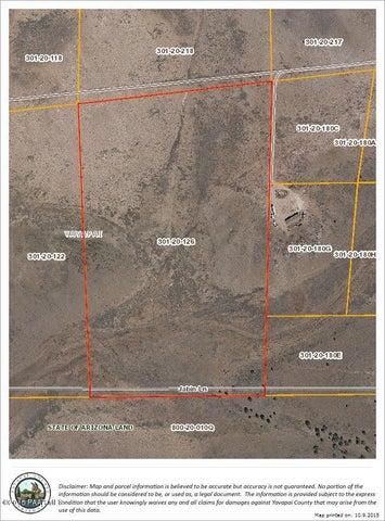 0 W Jabin, Seligman, AZ 86337