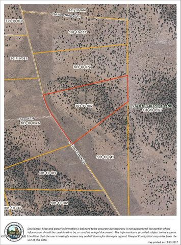 37 N Trout Creek Trail, Seligman, AZ 86337