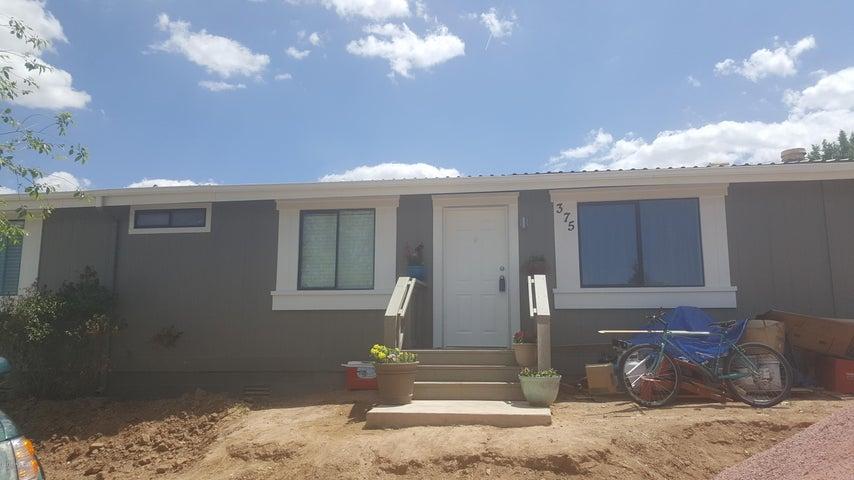 375 Cactus Wren Drive, Chino Valley, AZ 86323