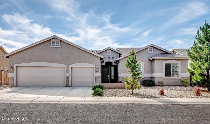 4385 N Kirkwood Avenue, Prescott Valley, AZ 86314