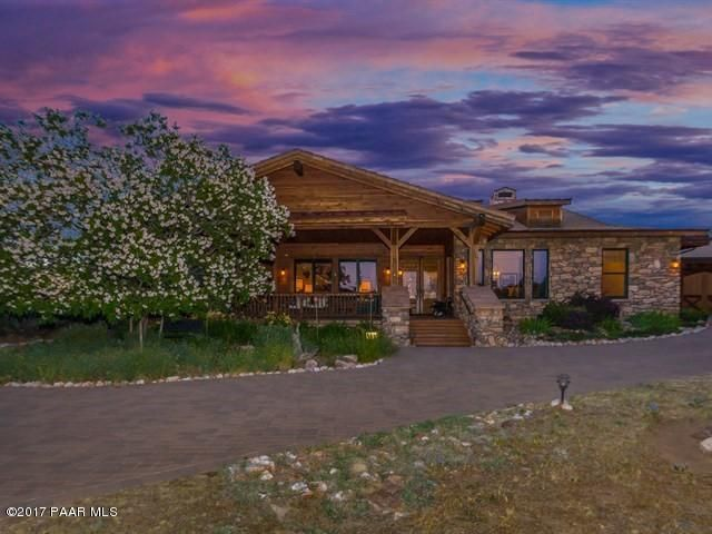 14580 N Pauls Spur Drive, Prescott, AZ 86305
