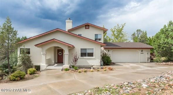 1405 Eagle Ridge Road, Prescott, AZ 86301