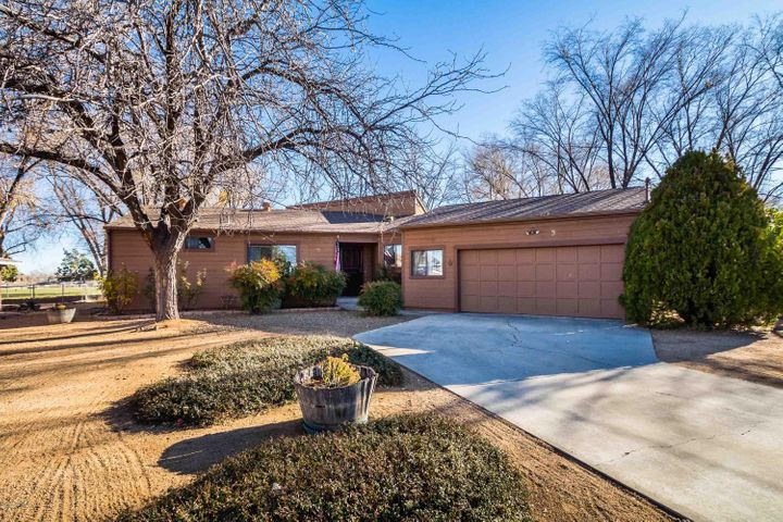 Beautifully situated home on Antelope Hills Golf Course