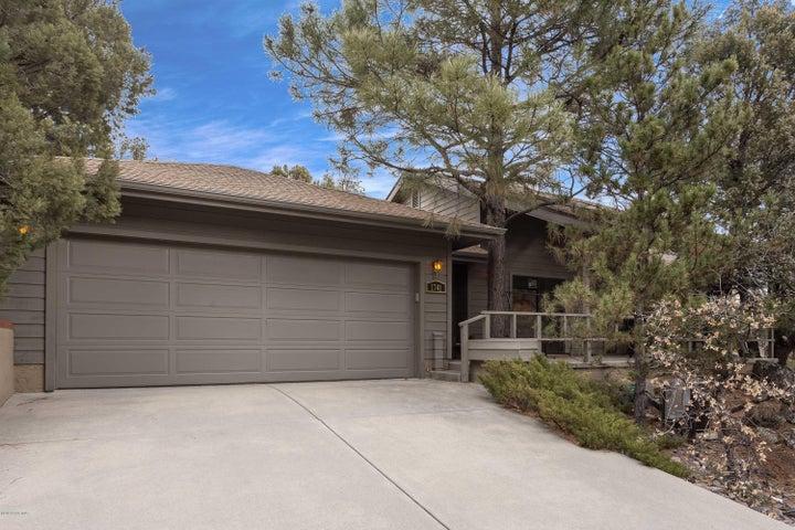 1741 Broken Arrow Drive, Prescott, AZ 86303