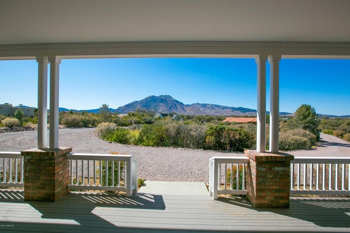 Unobstructed views of Granite Mountain